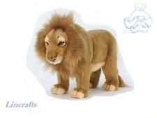 Standing Lion Plush Soft Toy Wildcat by Hansa 5771
