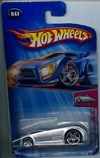 Hot Wheels 2004 First Editions Hardnoze Cadillac V-16 Concept 1-64 Diecast MINT