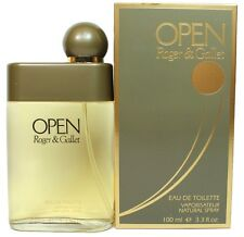 Open By Roger & Gallet 3.3 oz Edt Spray For Men New In Box