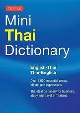 Tuttle Mini Dictiona: Tuttle Mini Thai Dictionary : English-Thai /...