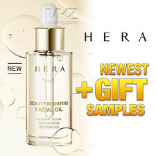 HERA Beauty Boosting Facial Oil 30ml Perfect Moisturizers Amore Pacific + Gift