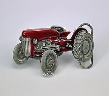 Tracteur Buckle Remorqueur Oldtimer Boucle De Ceinture Millésime 233