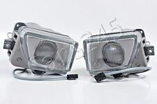 Fog Driving Lights Lamps PAIR Fits Mercedes E SL Class W124 W129 1990-1995 AL