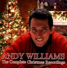 Andy Williams-Complete Christmas Recordings CD NEW