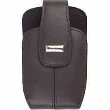 OEM BLACKBERRY LEATHER POUCH SWIVEL HOLSTER BELT CLIP CASE FOR BLACKBERRY PHONES