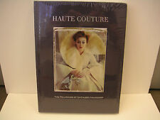 "NEW FASHION BOOK: ""HAUTE COUTURE-THE POLAROIDS OF CATHLEEN NAUNDORF"""