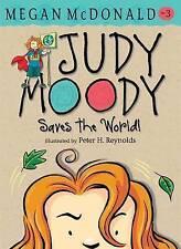 Judy Moody Saves the World!, McDonald, Megan, New Book