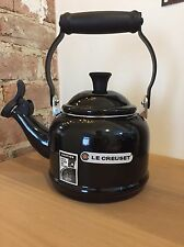 Le Creuset Kettle 1.1 ltr / 1.25 Quart - Black
