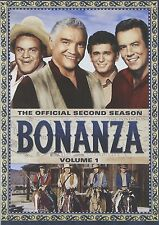 Bonanza The Official Second Season 2 Two Vol 1 One DVD S Series TV Show Westerns