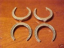 RDLC Peter Stone Standing Drafter Model Horse DRAFT HORSE SHOES - Pewter