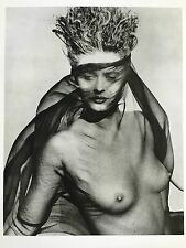 """HERB RITTS - """"PICTURES"""" Poster - 1987 - Classic H. RITTS Image  (Lrg 3Ft x 2Ft)"""