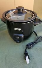 DASH  MINI RICE COOKER DRCM100RD