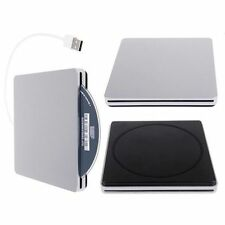 USB External Slot in DVD ROM+CD-RW only Drive Burner Superdrive for Pc & macbook