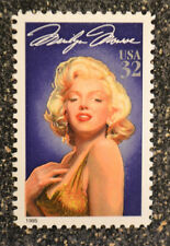 1995USA #2967 32c Marilyn Monroe - Legends of Hollywood - Mint NH Single Postage