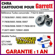 CHRA Turbo cartridge Trajet Santa Fe Superb Passat 2.0 TDI 123 136 140 729041 14
