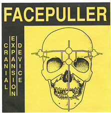 FACEPULLER Cranial Expansion Device 1992 CD Indie  rare  Temple North
