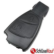 Mercedes Benz Schlüssel Gehäuse Fernbedienung 2 Tasten W169 W245 S202 S203 Neu