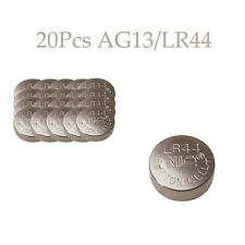 20 x NEW 1.5V LR44 A76 L1154 AG13 357 SR44 303 Button Cell Battery