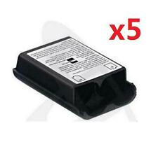 CB23 Battery Pack Cover Shell Case Kit Xbox360 Slim Wireless Controller 5pcs ^