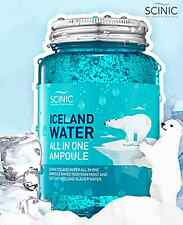 [SCINIC] Korean Cosmetic Iceland Water All In One Ampoule 250ml