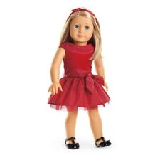 "American Girl MY AG JOYFUL JEWELS OUTFIT for 18"" Dolls Clothes Dress NEW"