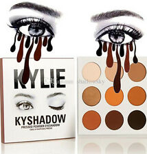 "► ""KYLIE KYSHADOW"" 2 palette! 9color, Eyeshadow Kit 2017 girl  (kylie cosmestic)"