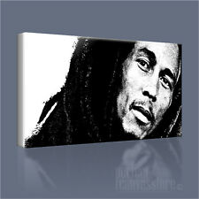 BOB MARLEY LEGENDS COLLECTION ICONIC CANVAS POP ART PRINT PICTURE Art Williams