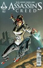 ASSASSINS CREED ISSUE 1 - REGULAR COVER TITAN COMICS