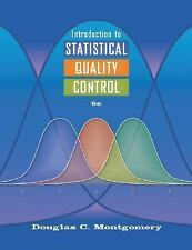 Introduction to Statistical Quality Control