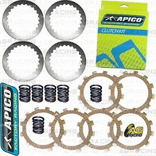 Apico Clutch Kit Steel Friction Plates & Springs For KTM SX 65 2010 Motocross