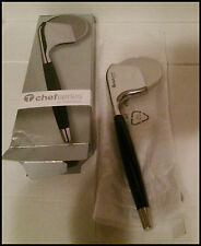 Tupperware CHEF SERIES / E SERIES STAINLESS STEEL PIZZA PASTRY WHEEL CUTTER NIB