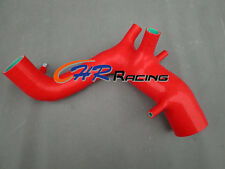 RED Silicone Air Intake Induction Hose for Audi TT VW Golf MK4 1.8T Turbo GTi