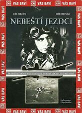 Riders In The Sky (Nebesti jezdci) Czech WW2 war movie English subtitles new dvd