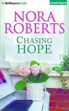 The Stanislaskis: Chasing Hope by Nora Roberts (2015, CD, Unabridged)