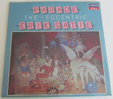 Parade - Eccentric ERIK SATIE - London Viva 411 839-1 SEALED Lp