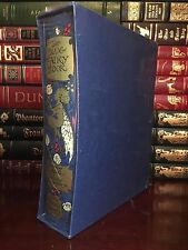 Folio Society Blue Fairy Book by Andrew Lang Sealed Gift Edition Myths Legends
