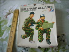 a941981 3 CD Set HK Soft & Hard Alliance 軟硬聯盟 軟硬天師 Duet with Jacky Cheung Anthony Wong Faye Wong Lo Ta Yu 羅大佑 周美茵 黃耀明 草蜢