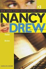 Nancy Drew (All New) Girl Detective: False Notes 3 by Carolyn Keene (2004, Pape…