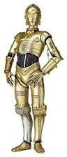 figure complex Star Wars Revoltech C-3PO Revo 003 JAPAN
