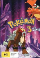 POKEMON 3 : THE MOVIE  -  DVD - UK Compatible -   Sealed