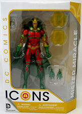 DC Collectibles DC Comics Icons: Mister Miracle  6 inch Action Figure mip