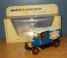 Matchbox Yesteryear Y12 Model T Ford Van Smiths Crisps Diamond Jubilee