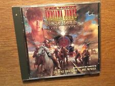 Young Indiana Jones Chronicles Vol.4 [CD Score]  Laurence Rosenthal Joel McNeely