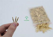 500Pcs Dental LABORATORY BRASS DOWEL PINS #2 New Brand
