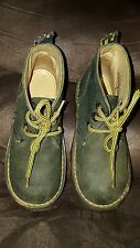 Kids Dr.Martens Made in England Airwalk boot Green size 10