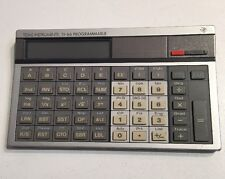 Vintage Texas Instruments TI-66 Programmable Electronic Calculator