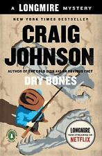 Dry Bones: A Longmire Mystery, Johnson, Craig, Very Good Book