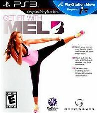 Playstation 3 Get Fit With Mel B New