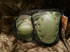Advanced Elbow and Knee Pads- Camo