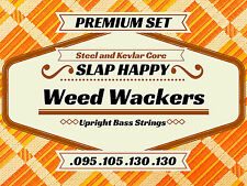 ~ New HALF-SET PREMIUM Synthetic GUT Upright Double Bass Weedwacker STRINGS